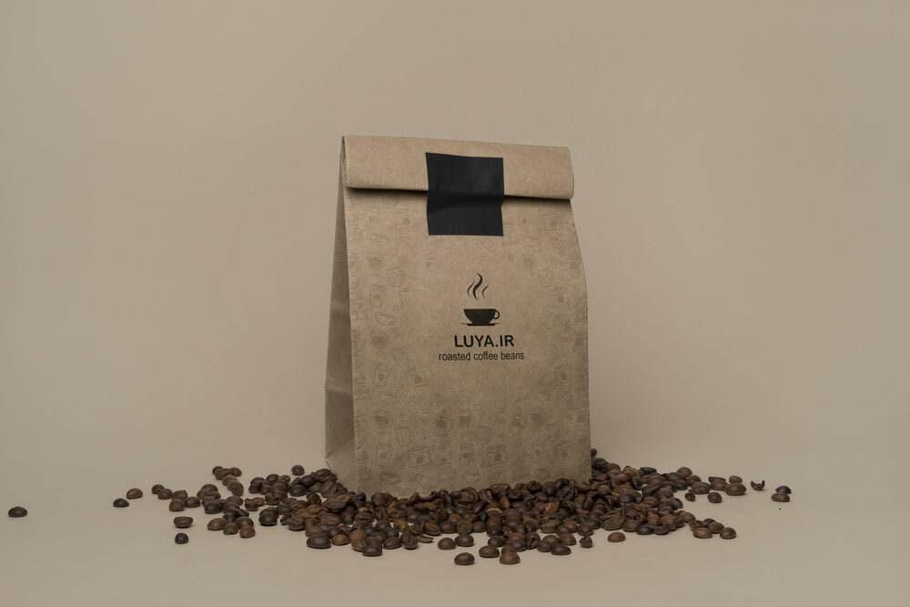 100% Robesto Coffee Vietnam Screen 18 Wet Polish