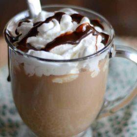 طرز تهیه قهوه موکا