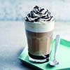 انواع قهوه موکا لاته