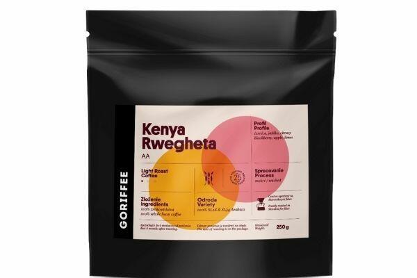قهوه گوریفی کنیا