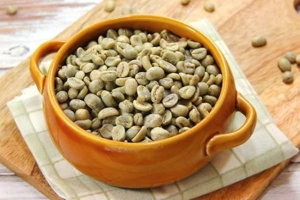 قهوه سبز برای لاغری
