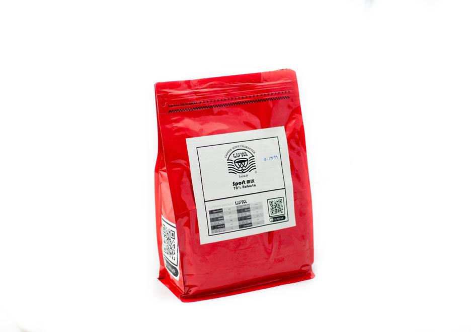 قهوه اسپورت میکس
