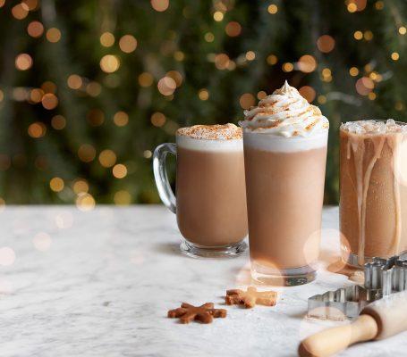 نوشیدنی های پاییزی با قهوه